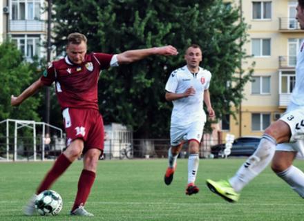 ФК Ужгород у товариській грі зіграв унічию з Мункачем