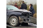 Біля Хуста сталося лобове зіткнення двох автомобілів
