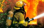 У Сваляві серед дня згорів будинок