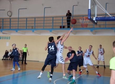 БК Ужгород програє в останніх матчах 1-го етапу