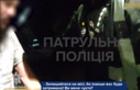 Патрульні затримали в Ужгороді чоловіка, який поводив себе агресивно та порушував громадський порядок (ВІДЕО)