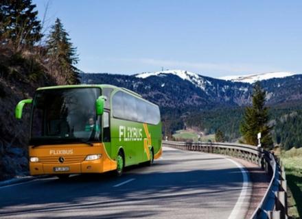 Закарпатці можуть скористатися послугами найвідомішого автобусного перевізника в Європі