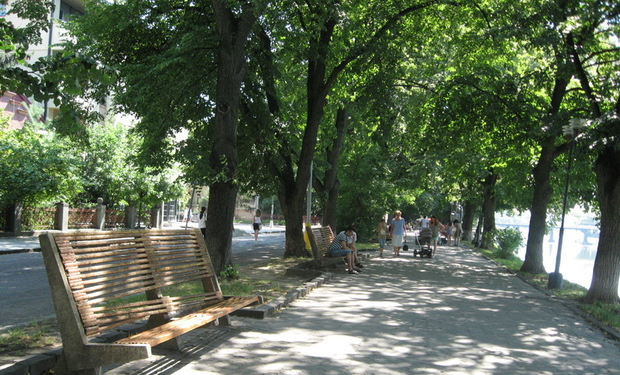 Уряд виділив на ремонт набережної Незалежності в Ужгороді 21 млн. грн