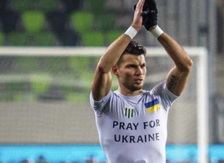 Закарпатець забив красень-гол у Вищій лізі Угорщини та показав патріотичну футболку