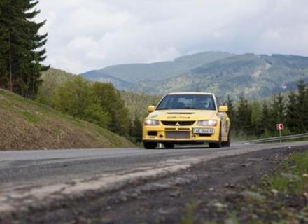Закарпатська ОДА дозволила провести автомобільні перегони в закарпатських горах