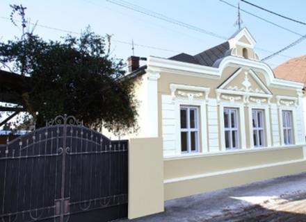 Родина Панових врятує історичний будинок Рошковича