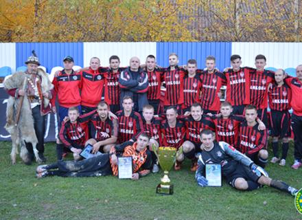 Переможцем Першої ліги стала команда Східної зони