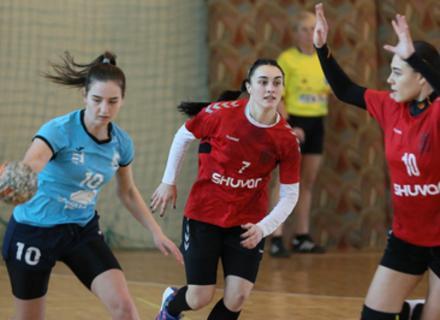 У передостанньому турі ГК Карпати вийшли на друге місце у жіночій Суперлізі