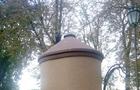 Смаки: У центрі Ужгорода перед синагогою енергетики спорудили щитову у формі туалету