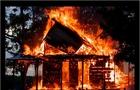 На Закарпатті згоріли сауна та будинок