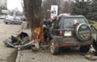 Загиблими в аварії в Ужгороді виявилися двоє громадян Іраку та один сирієць (ВІДЕО)