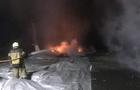 В Ужгороді в Боздоському парку спалили надувні атракціони