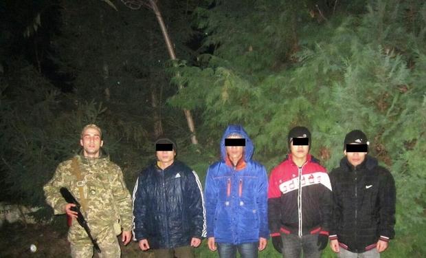 На Берегівщині виявили нелегалів з В'єтнаму