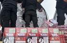 Стала відома кількість контрабандних сигарет, які закарпатські прикордонники знайшли у литовських котушках