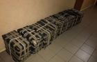 На Закарпатті контрабандисти намагалися переправити в Угорщину майже 7000 пачок сигарет через водний канал