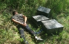 По воді і по суші: Закарпатські прикордонники ловили контрабандистів