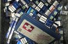 Закарпатські прикордонники знайшли в угорця контрабандні сигарети навіть в автомобільній аптечці