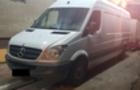 Вночі закарпатські прикордонники знайшли в одному з мікроавтобусів контрабандні сигарети на півмільйона гривень
