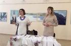 В Ужгороді презентували репродукції автентичних сорочок-вишиванок (ФОТО)