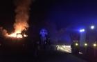 На Ужгородщині у пожежі загинув чоловік