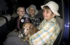Поблизу Ужгорода заблукала жінка з двома дітьми