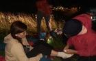 Вночі в горах на Закарпатті травмувалася туристка зі Львова