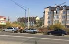 В Ужгороді сталася ДТП за участі автомобіля поліції