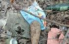 В Ужгороді у різних місцях знайшли два артилерійські снаряди