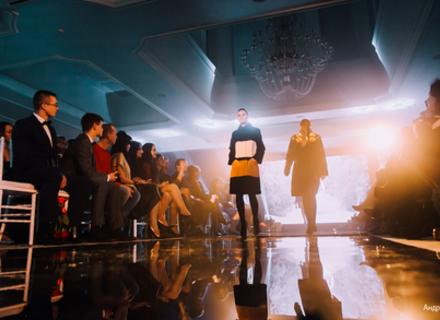 Мода заради життя: на Закарпатті відбувся ІІІ-й благодійний показ мод дизайнерки Роксолани Новак