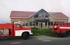 Рятувальники розповіли подробиці нічної пожежі на держкордоні з Угорщиною (ФОТО)