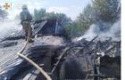 У Виноградові горів житловий будинок, вогонь поширився на кілька квартир
