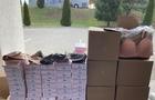 Закарпатські митники відібрали у львів'янина понад 100 бюстгальтерів