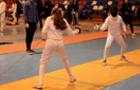 На етапі Дитячої ліги ужгородські фехтувальники здобули п`ять медалей