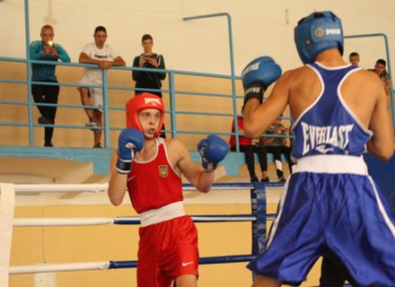 В Ужгороді завершився Чемпіонат Закарпатської області з боксу 2020. ФОТО