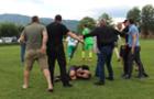 У Дубовому після матчу обласного Чемпіонату жорстоко побили арбітра