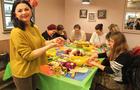 В Ужгороді відбулася «Різдвяна майстерня» для дітей