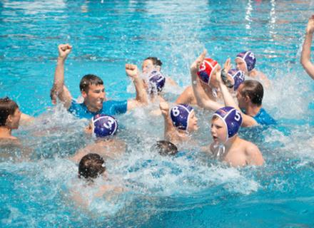 В Ужгороді відбулися фінальні ігри Чемпіонату України з водного поло серед юнаків