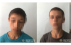 У Мукачеві двоє неповнолітніх пограбували 35-річного чоловіка