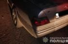На Мукачівщині викрали автомобіль із заправки