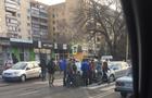В Ужгороді на пішохідному переході автомобіль збив бабусю