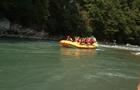 На річці Тиса закарпатські надзвичайники врятували туристів з Угорщини