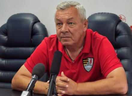 Іваниця пішов в поста головного тренера ФК Ужгород, замість нього Блавацький