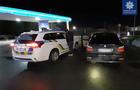 В Ужгороді вночі патрульні ганялися за водієм-порушником