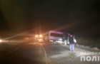 На Виноградівщині в лобовому зіткненні Фольксвагена та Мерседеса постраждали четверо людей