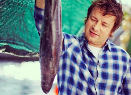 Як приготувати рибу: Кілька рецептів Джеймі Олівера