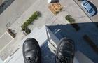 Самогубство в Ужгороді: Чоловік викинувся з 9-го поверху