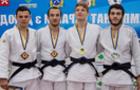 Ужгородець Лев Смагін став чемпіоном України з дзюдо