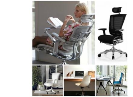 Подбираем удобное офисное кресло