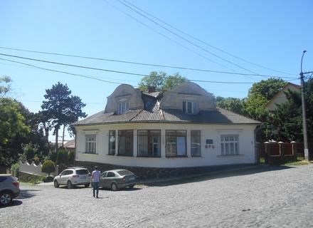 В Ужгороді дипломат Панов реставрує унікальний древній будинок напроти замку