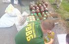 Правоохоронці затримали прикордонника, який продавав цивільним продукти харчування прикордонників